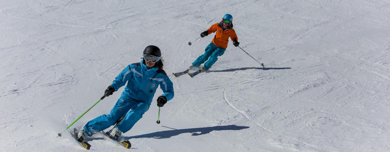 cours particulier de ski à serre chevalier