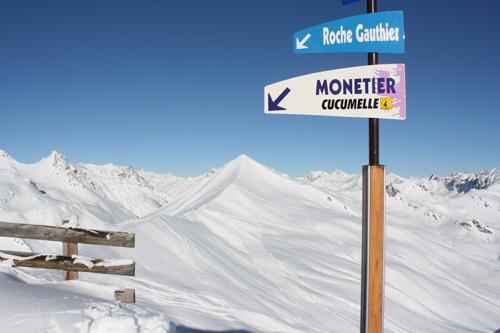 Le domaine skiable de Serre Chevalier