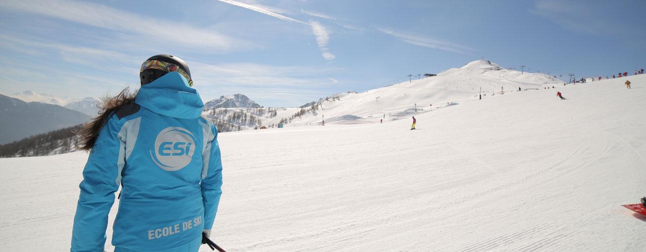 Serre Chevalier Vallée - destination grand ski
