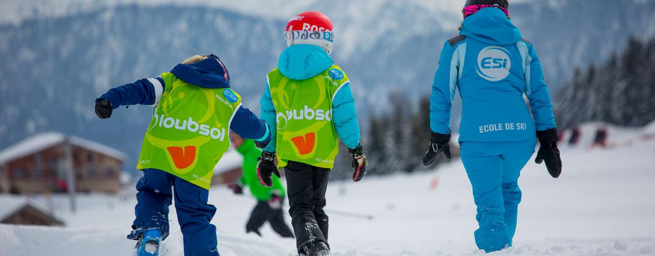 ski lunch - école de ski buissonnière serre chevalier